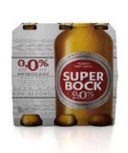 Super Bock 0% alcohol